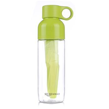 好奇小子塑料创意柠檬杯水果杯