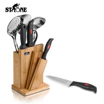 司顿 STF028不粘刀厨具六件套装
