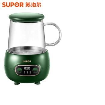 苏泊尔/Supor加厚玻璃1.5L电水壶养生壶