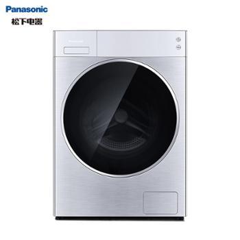 松下/Panasonic洗衣机XQG100-L16910公斤除菌护理洗衣机滚筒