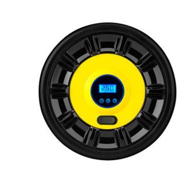 车载充气泵汽车用打气泵12V便携式小轿车电动轮胎加打气筒充气泵数显款