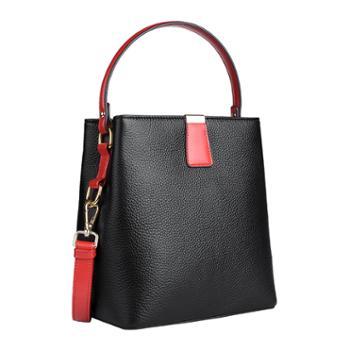 啄木鸟女式真皮手提包GD9900007-A