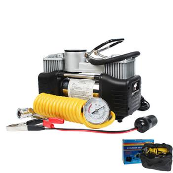CHOMTN车载电动充气泵双缸