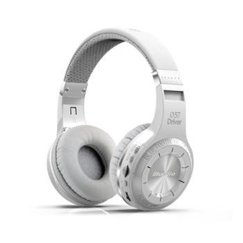 蓝弦/Bluedio H+运动耳机头戴式立体声低音蓝牙耳机无线重低音耳机
