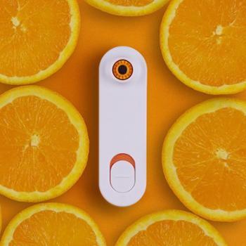 JAPIN 简品折叠充电便携风扇便携小台扇便携USB充电折叠风扇