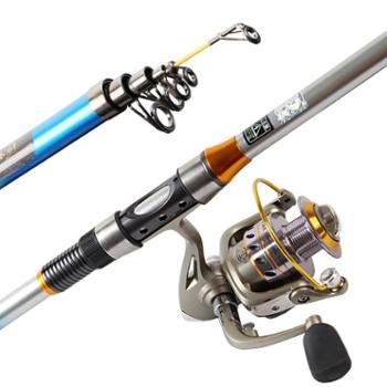 GW/光威海竿套装高碳素远投海钓竿2.42.73.6米抛竿钓竿海杆渔具KD