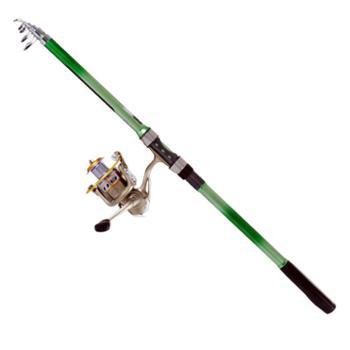 GW/光威海竿豪海投抛竿2.1/2.7/3.0/3.6米高碳素远投竿海竿套装杆