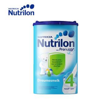 牛栏/Nutrilon荷兰诺优能婴幼儿配方奶粉4段800g
