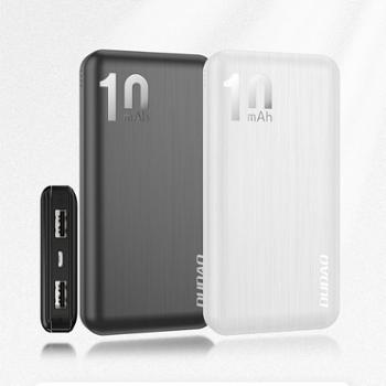 独到 K4X一万毫安双USB充电宝 苹果 华为 小米