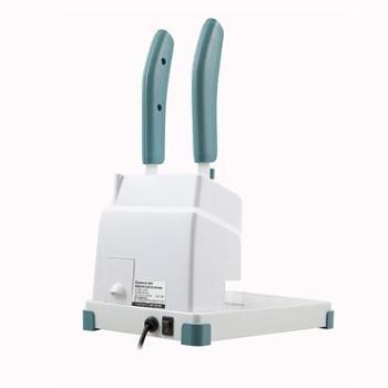 齐心CM-3066财务凭证装订机铆管打孔装订机