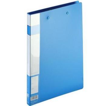 齐心(COMIX)A605轻便型双强力文件夹A4单个