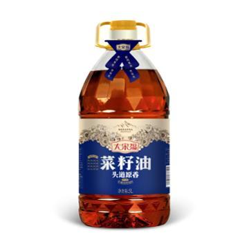 大宋福 头道原香菜籽油 5L