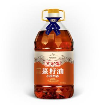 大宋福 小榨醇香 菜籽油 5L