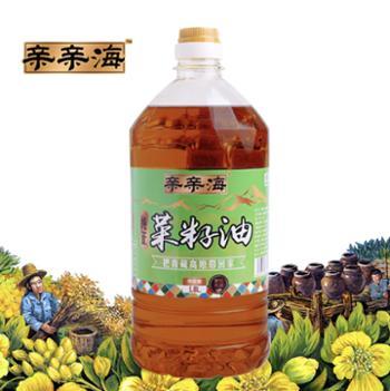亲亲海 纯正菜籽油 1.8L