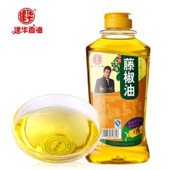 建华 青花椒鲜藤椒藤椒油 500ml