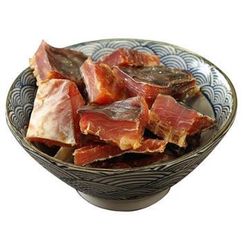 中国农谷湖北特产风干鱼块腊鱼块草鱼鲤鱼干货农家自制腌鱼鱼干500g