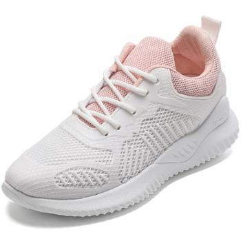 耐足韩版增高运动小白鞋老爹跑步鞋