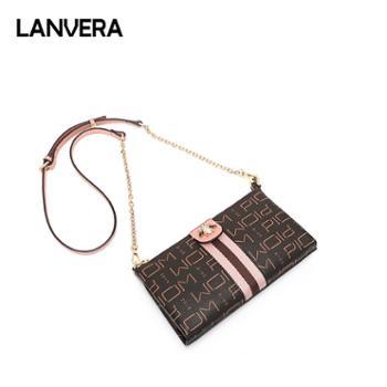 LANVERA/朗薇女包斜挎单肩包链条包L9035