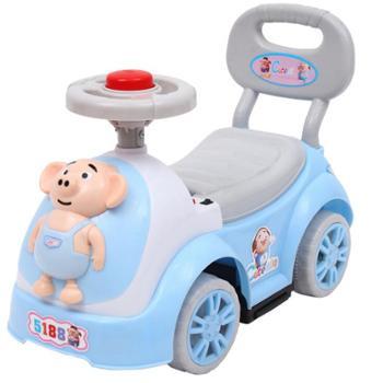 贝爵1-3岁儿童扭扭车滑行摇摆车