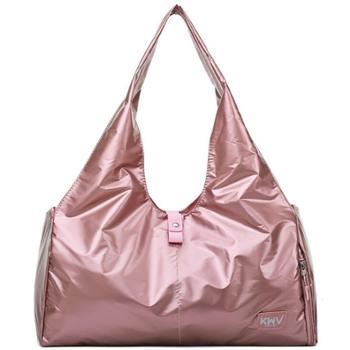 KWV瑜伽健身包大容量耐磨手提旅行包行李袋