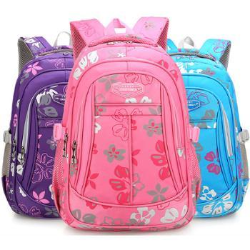 芝麻宝贝1292儿童书包小学生男女孩双肩背包