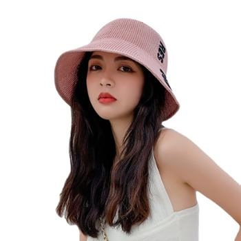 艾凝雪女士渔夫帽夏天防晒遮阳帽子透气太阳帽MZ567