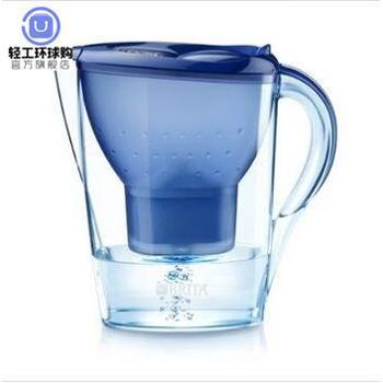 【保税仓】 新版碧然德 Marella 系列滤水壶3.5L蓝色(1壶1芯)
