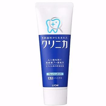LION/狮王酵素牙膏清新薄荷两支装130g/支