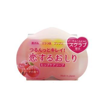 PELICAN/沛丽康桃子美臀护理皂80g/块去黑去角质