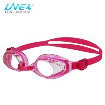 羚活LANE4品牌防水防雾儿童游泳眼镜A706