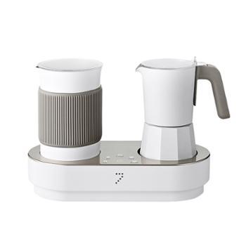 七次方花式咖啡机全自动家用奶泡机一体机CM151