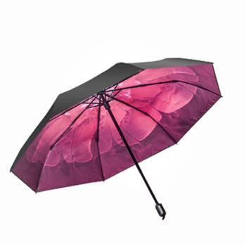 韩国杯具熊防晒晴雨伞