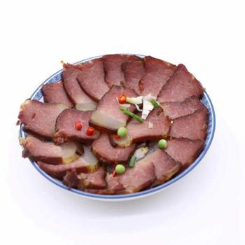 瞿塘峡 奉节特产高山纯粮食喂养二刀肉(后臀肉) 500g