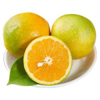 渝橙源江 湖北秭归夏橙 酸甜多汁 大果 5斤装