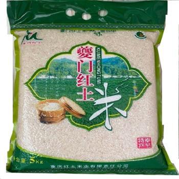 红土 奉节大米 5kg