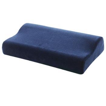太空成人护颈椎枕芯加枕套男女学生枕一对拍2