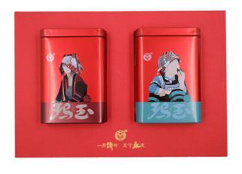 云南哈尼姑娘老树红茶150g/套