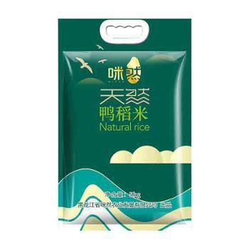 咪然 东北天然鸭稻米 5kg