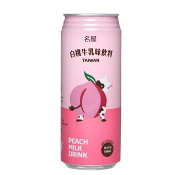 名屋 白桃牛乳 485ML*5