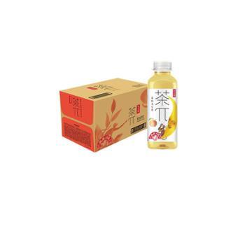 农夫山泉 茶π果味茶饮料 蜜桃乌龙茶 500ml*15瓶