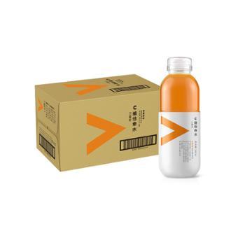 农夫山泉 力量帝维他命水 柑橘风味 500ml*15瓶