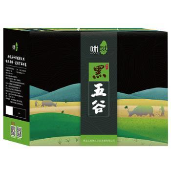 咪然 黑五谷礼盒 3.2kg