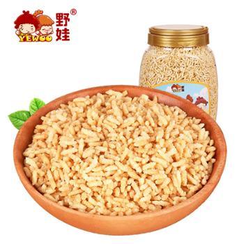 野娃 安庆特产农家糯米炒米 400g