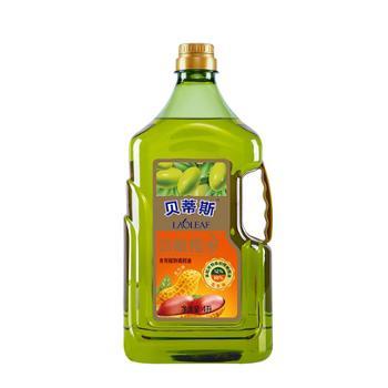 贝蒂斯 花生橄榄调和油 12%特级初榨橄榄油 4L