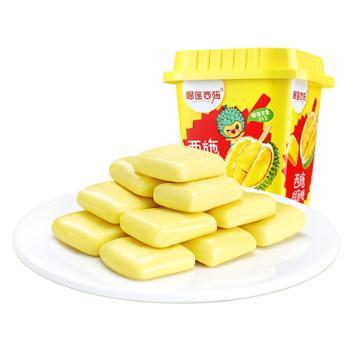 榴莲西施 西施榴莲糖 138g*3罐