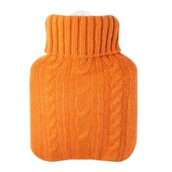 Hugo Frosch德国原装进口热水袋 针织儿童款0.6L