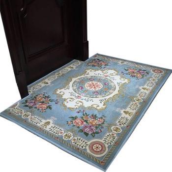 定制欧式地毯入户门地垫进门门口客厅门厅门垫脚垫卧室垫子家用