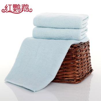 红鹦鹉纯棉毛巾 1条