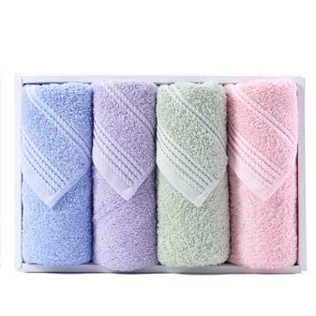洁丽雅 吸水洗脸洁面巾 纯棉舒适柔软