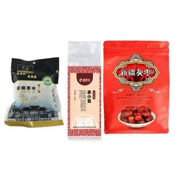 鑫果米夏季薏米赤小豆搭档1250g